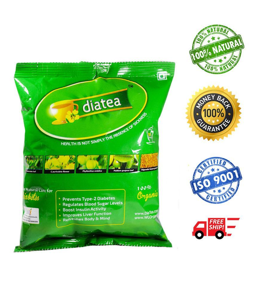 DiaTea Regular - 100gm