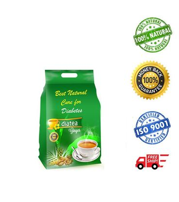 DiaTea Ginger - 100gm