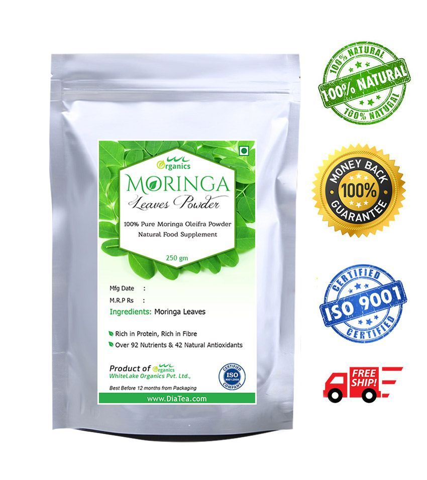 Moringa Leaf Powder - 225gm