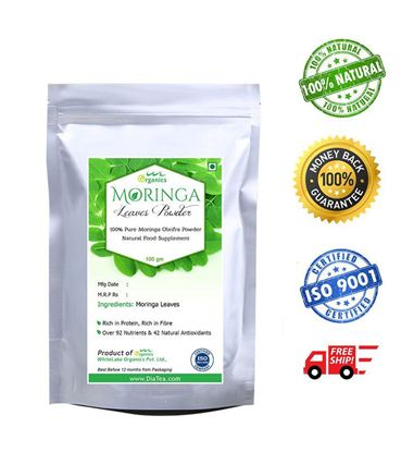 Moringa Leaf Powder - 100gm