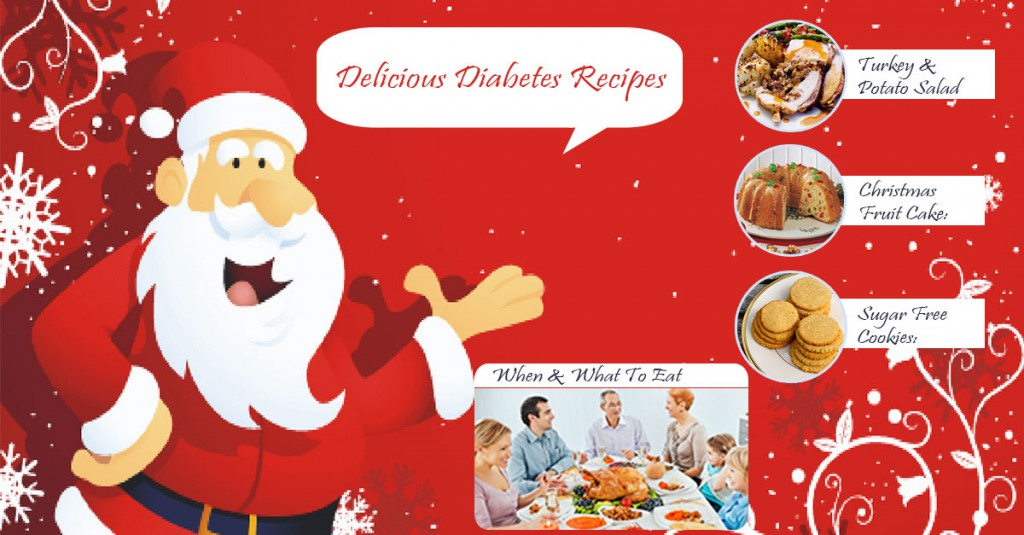 Tips to Celebrate Diabetes-Friendly Christmas