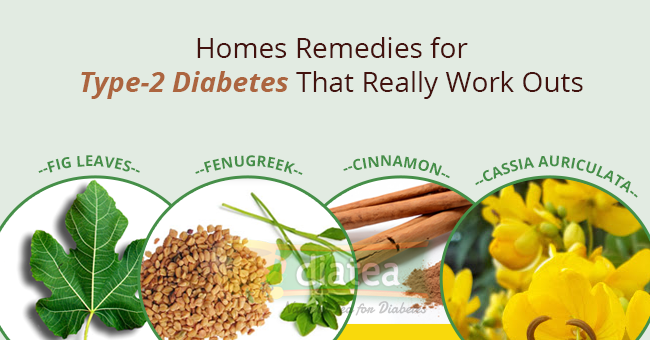 Homes Remedies for Type-2 Diabetes That Really Work Outs